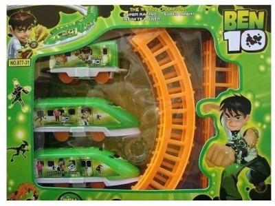 Rahul Toys ben10 train