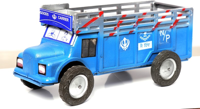 Azad Industries Truck(Blue, Red)