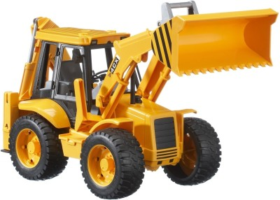 Bruder Jcb 4cx Backhoe Loader
