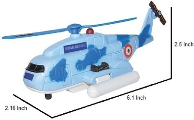 Centy Toys Rescue Helicopter