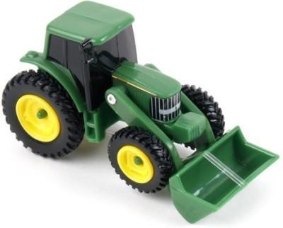 John Deere Mini Tractor With Loader