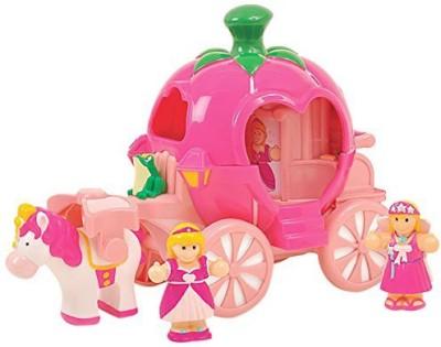 WoW Pippa,S Princess Carriage Fantasy (4 Piece Set)