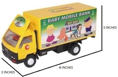 Centy Toys DCM Mobile Bank