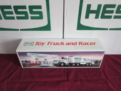 Hess Truck And Racer 1988