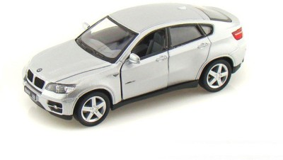i-gadgets Kinsmart BMW X6 Silver