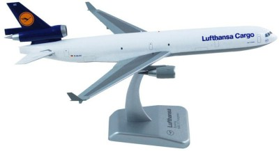 Hogan Wings Aircraft scale model, MD-11F Lufthansa , Scale 1:200 (with Stand & without-gear)