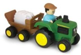 Tomy Ertl John Deere Pull and Go Tractor...