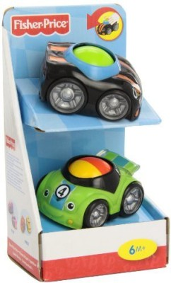 Fisher-Price Lil, Zoomers Speedy Sportsters 2 pack
