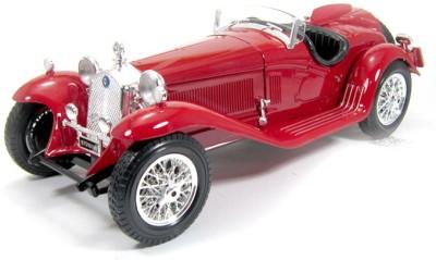 Bburago Alfa Romeo 8C 2300 Spider Touring 1:18 Diecast Scale Model Car