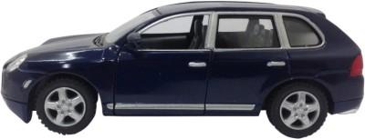 A2B Kinsmart Porsche Cayenne Turbo Blue