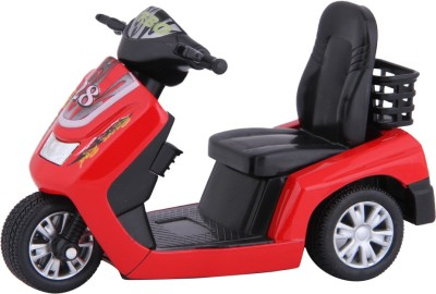 Baby Steps Kinsmart Die-Cast Metal Turbo Scooter