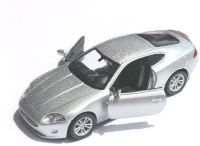 Welly Jaguar XK Coupe Pullback Action Car
