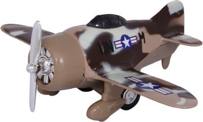 Baby Steps Die-Cast Metal Classic Wing Plane