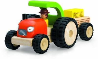 Wonderworld Mini Toy Tractor