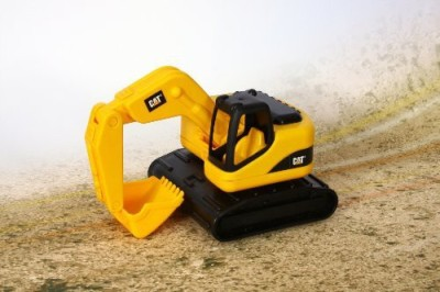 Toystate Cat Tough Tracks Truck Excavator