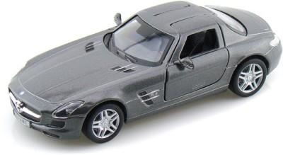 i-gadgets Kinsmart Mercedes SLS AMG Grey