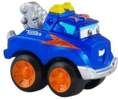 Chuck & Friends Tonka ~ Handy The Tow Truck ~ Die Cast Metal Truck