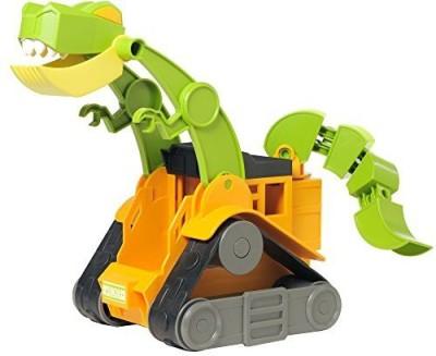 Educational Insights Dino Construction Company Wrecker The Trex Skid Loader