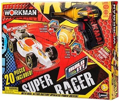 Lanard Workman Super Racer Car Kit