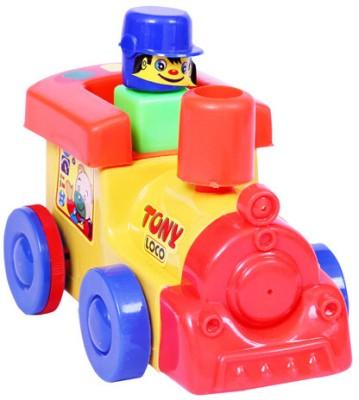 E Soft Tony Loco Push Toy for Kids