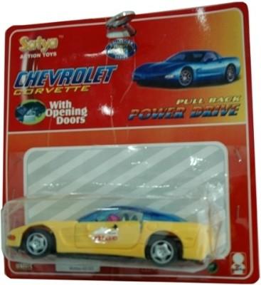 Speedage Chevrolet PB Door Open