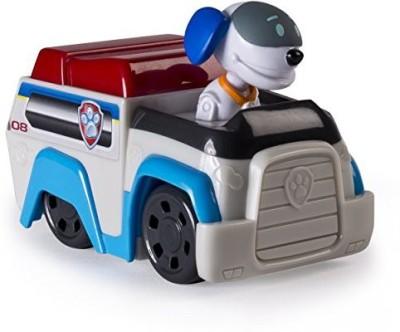 Paw Patrol Robodog Vehicle