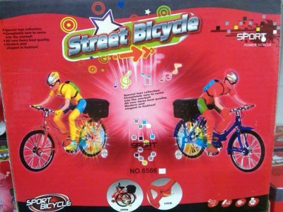 BBE Street Bicycle