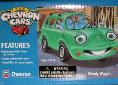 The Chevron Cars Chevron Cars Wendy Wagoncar 2 In Seriescollectible