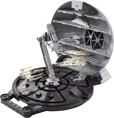 Hotwheels Star Wars Death Star Play Case