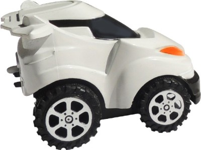 Redhill Sport Racing Car White
