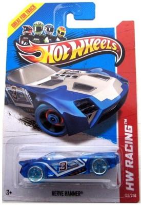 Hot Wheels HW Racing Nerve Hammer