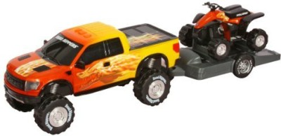 Toystate State Road Rippers Light And Sound Trucks And Trailers