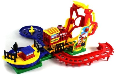 Smiles Creation Flip Track Fun Train