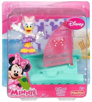 Fisher-Price Disney,S Minnie Mouse: Daisy,S Sail Boat