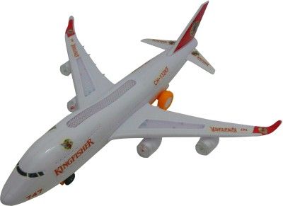 Little Knick Knacks Kingfisher Airlines Airplane