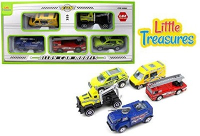 Little Treasures An Exciting Toy Of Five Model Cars