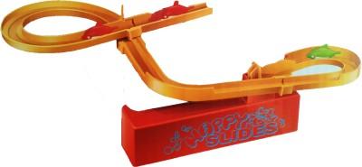 Frozen Happy Slides Game For Kids