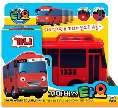 Tayo Little Bus Gani