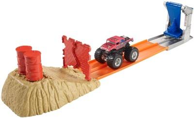 Hot Wheels Monster Jam Brick Wall Breakdown