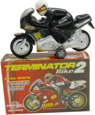 Speedage Terminator Bike Pull Back