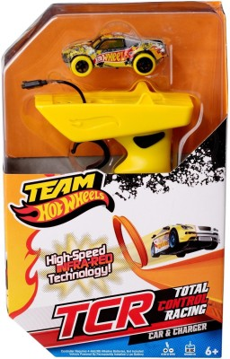 Hot Wheels Team Total Control Racing, Car
