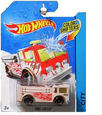 HotWheels Color Shifters Fire Eater