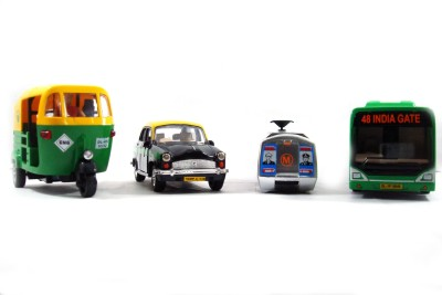 Toyzstation Delhi Transport Miniature Scale Models