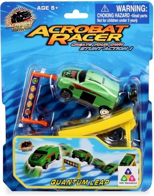 Toy Triangle Acrobat Racer Quantum Leap Car