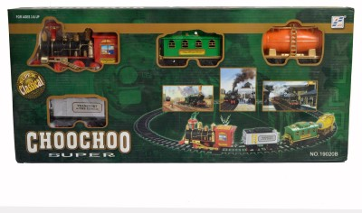 Tabu ChooCHoo Super Train Set