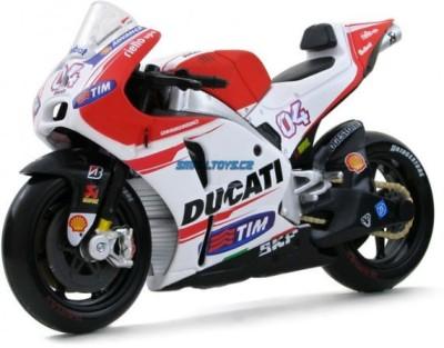 MAISTO Ducati Desmosedici Andrea Dovizioso GP15 1/18 Toy Bike Model