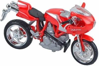 Bburago Ducati MH900E, Red