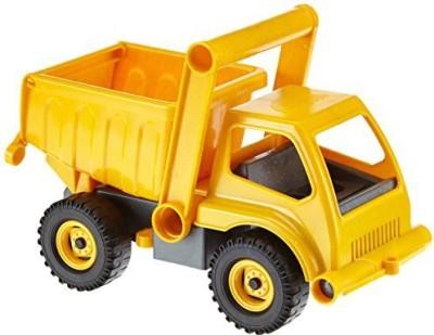 Lena Eco Dump Truckyellow And Black