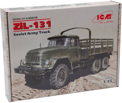 ICM Models Soviet Army Truck Vehicle
