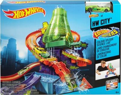 Hot Wheels City Colour Shifters